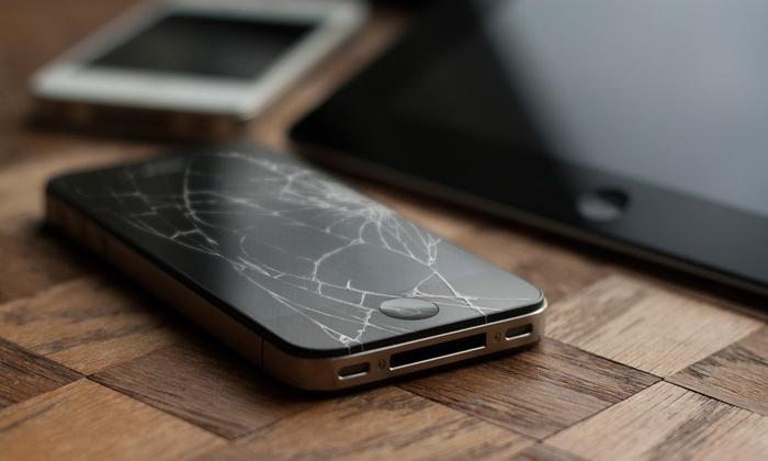 Επισκευή οθόνης iphone
